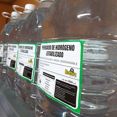 Nuevo líquido desinfectante
